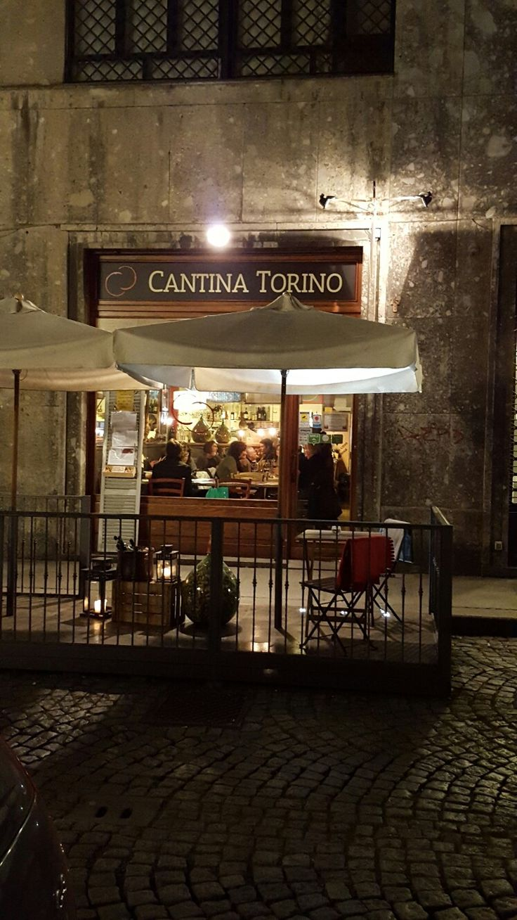 Cantina Torino in Via Monte di Pietà near Via Pietro Micca THE place to eat authentic Piedmontese cuisine and sipping the highest quality wines by the smaller Piedmont wineries