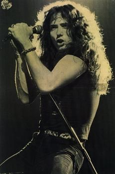 David Coverdale ~ Singer of Whitesnake. Yup.... His voice alone could DO ME.