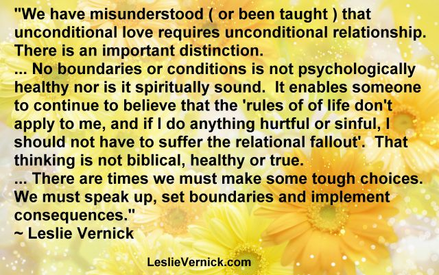 Leslie Vernick Quote 2    #Relationships, #Family