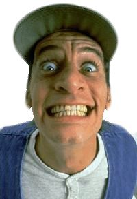Ernest P. Worrell   One of my favorite characters. I remember going to see the movies in the theaters and seeing his commercials on TV. I have spent a day watching his old commercials on Youtube.