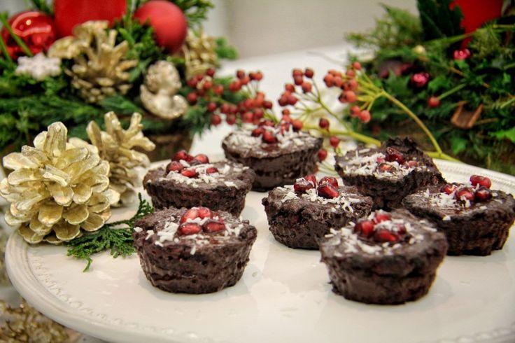 Zdrowe buraczane muffiny