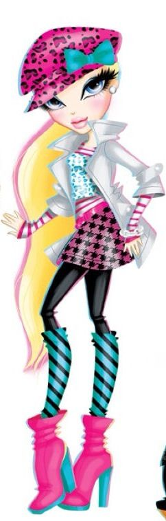 BRATZ™ ❥ Cloe Illustration