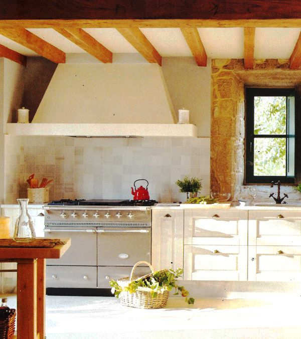 Rustic Open Kitchen: 131 Best Kitchen Lacanche Range Cookers Images On