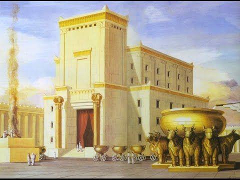 la construcción del tercer templo, y la abominación desoladora ¿Que significa? - YouTube