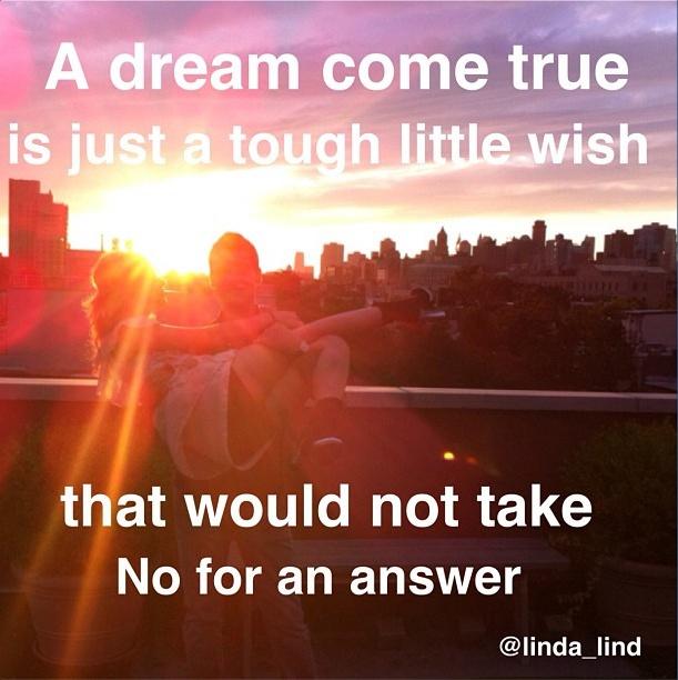 Make Your Dreams Come True Quote Quotes Dream Inspiration