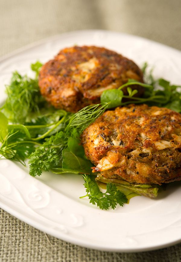 Fish cakes wild rice. I use freshwater fish like walleye, perch or pike, but you can use any white fish. Recipe is on Hunter Angler Gardener Cook: http://honest-food.net/