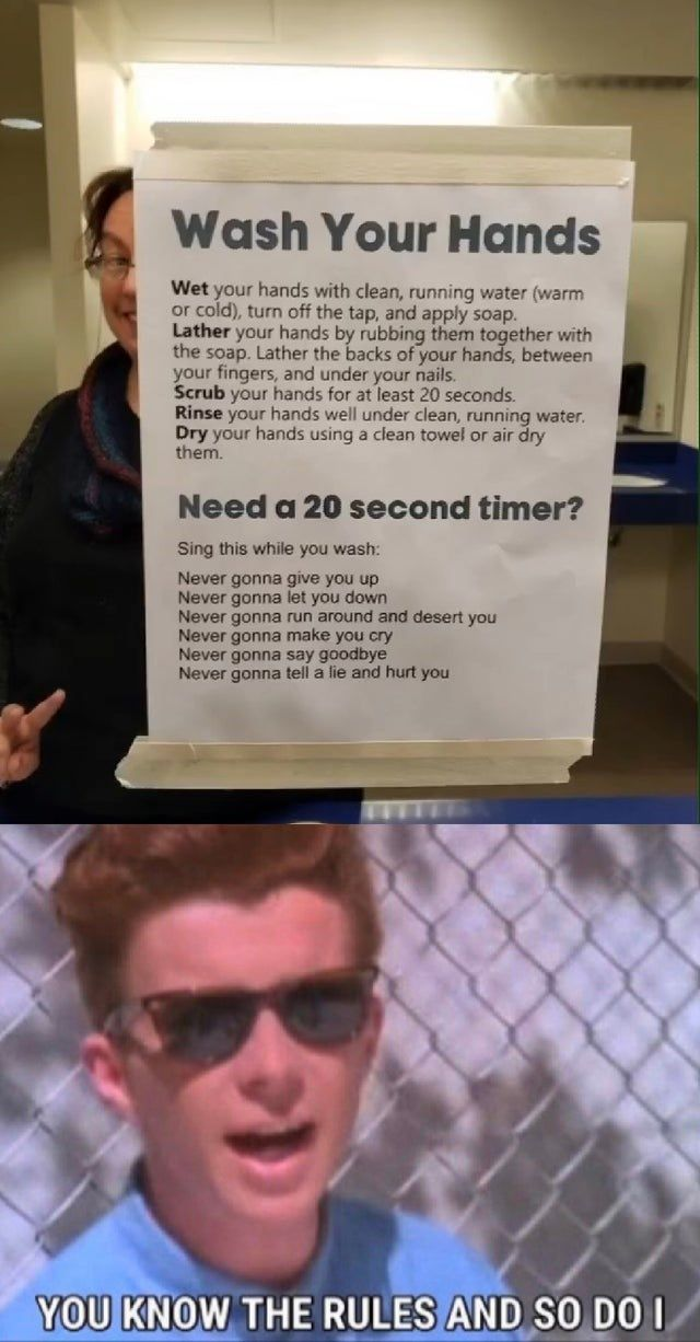 Twenty One Rick Astley Memes For The Rule Followers Rick Astley Memes Twenty One
