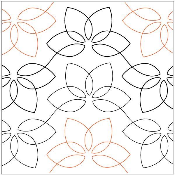 685 best Machine Quilting Patterns images on Pinterest | Quilt ... : free quilting pantographs - Adamdwight.com