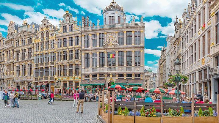 Crucero Fluvial Crucero Bélgica Y Sus Cervezas - Bruselas - Belgica