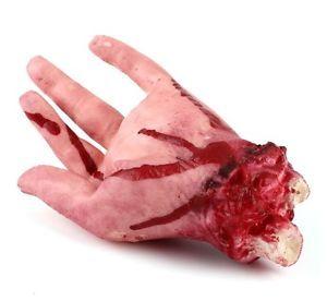 #hallowen #horror #fakehand #buyhallowenprop #hallowenevent