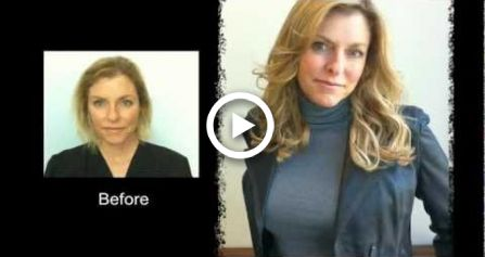 Hair extensions for short fine thin hair | Before and After