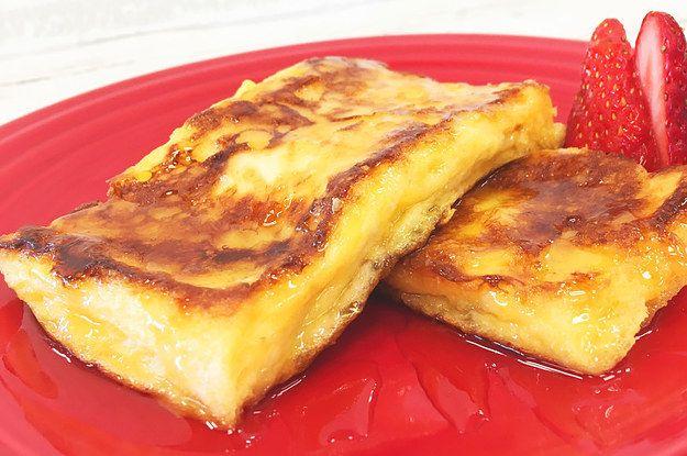老舗ホテルが公開する神レシピ。「フレンチトースト」が本気を出すとこうなる