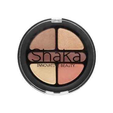 PALETTE OMBRETTI   Shaka Innovative Beauty  colori intensi e luminosi  Prezzo 9,99 €