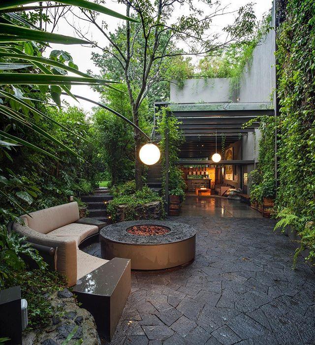Casa O' by Despacho #Arquitectos HV located in Mexico City,  © Paul Czitrom #designandlive