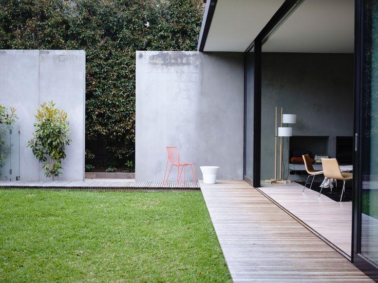 Seamless indoor/outdoor