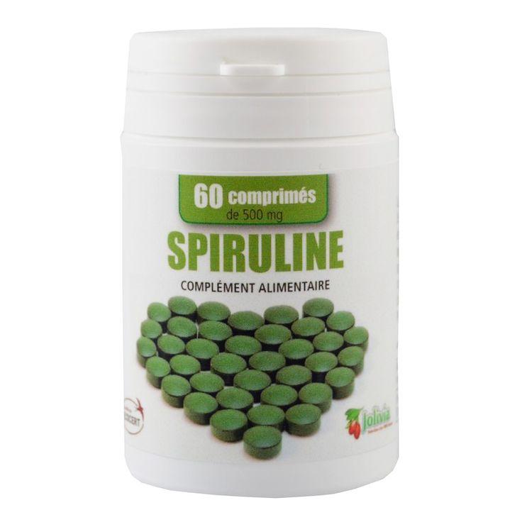 spiruline-ecocert-60-comprimés