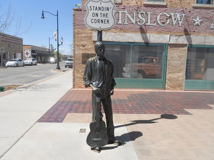 glenn frey statue arizona tribute is standing on the corner music to live for pinterest. Black Bedroom Furniture Sets. Home Design Ideas