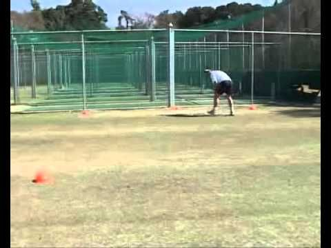 Wicket Keeping: Standing Back Drills 3/3