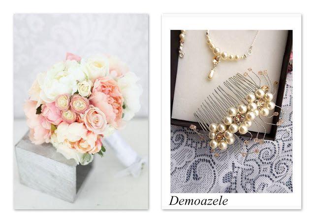 Demoazele: Bouquet - Iulia