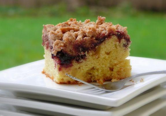 ... Recipe, Cake Recipes, New York Style Crumb Cak, York Styl Crumb