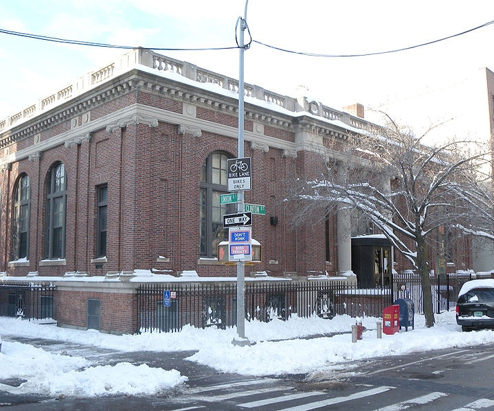 Brooklyn Public Library In Carroll Gardens