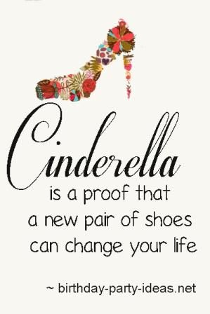 cinderella themed birthday party and invitation wording. #cinderella #birthday #party #cute #saying #quote #invitation