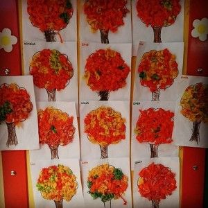 fall tree craft (2)