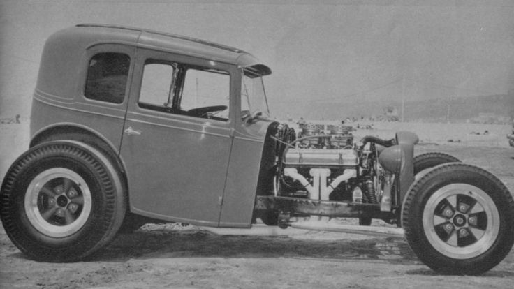 Marv Ginter,s Bantam Coupe.  I remember Marv picking up his girlfriend from Saint Monica's High School in 1963.  My mouth salivated over this really cool ride.