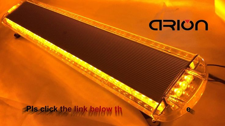 Orange Led Light Bars For Trucks