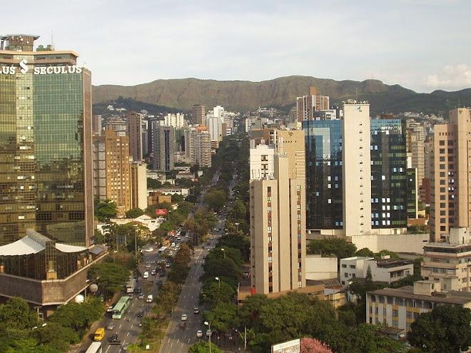 Serra do Curral - Belo Horizonte! Uma homenagem ao cartão postal! - SkyscraperCity
