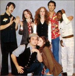 The Original Cast of Saturday Night Live. Still the best.