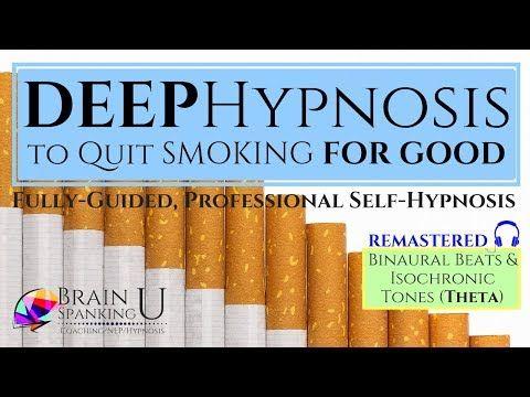 Stop Smoking in 30 Minutes - Premium Hypnosis + Binaural