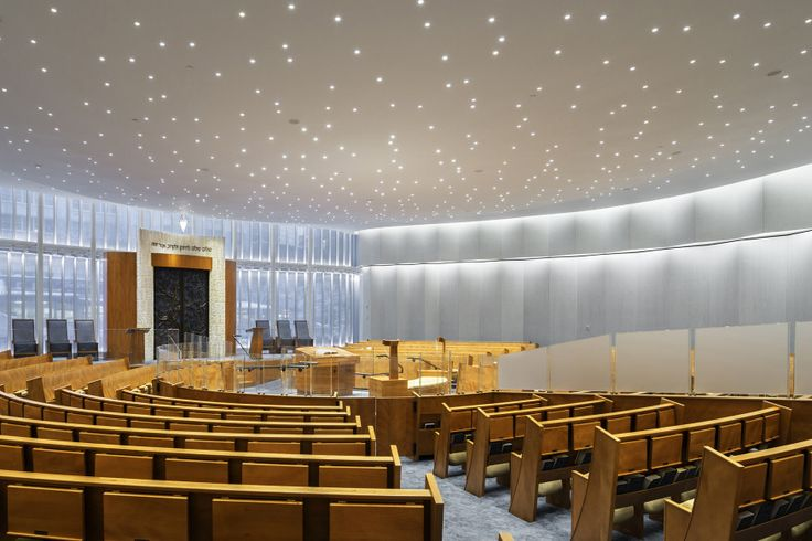 2015 AL Design Awards: Lincoln Square Synagogue, New York | Architectural Lighting Magazine | Religious Projects, Lighting Design, Tillotson Design Associates