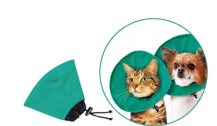 #Collar isabelino SOFT para #animales recién #operados. Favorece la comodidad de tu mascota : http://www.dogsaffaire.com/higiene-y-salud/collar-isabelino-soft-1490.html?search_query=soft+&results=18