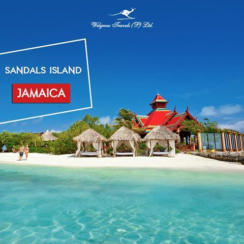 #SandalsIsland, Jamaica  Come experience the very pinnacle of luxury #Caribbean all-inclusive vacations with #SandalsResorts. Sandals delights #couples in #love with supreme vacation packages at #luxury resorts in Jamaica.