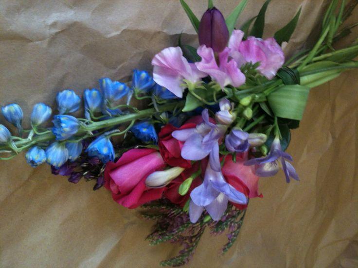 #gourmet bouquet. #yummy florals