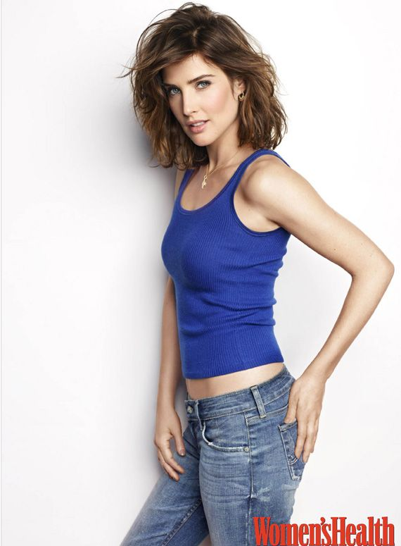Cobie Smulders On Avengers Co-Star Scarlett Johansson: She Could Probably Take Me