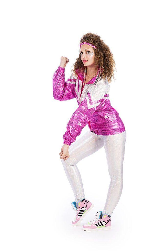 State of Disarray! Pink & White - Leisure Jacket  #stateofdisarray #recklessfashionrevolution #festivalfashion #festivaloutfit #streetstyle #fashiondesigner #summerstyle #ootd #leisurewear #sportjacket #80sjacket #pastelgoth #shellsuit #shortdungarees #fashionweek #ravewear #clubkid #edm #secretgardenparty #burningman #boomtown #coachella #glastonbury #ibiza #shambala #80's #fancydress #costume #statementfashion #alternativegirl #harajukufashion #kawaiifashion #alternativegirl