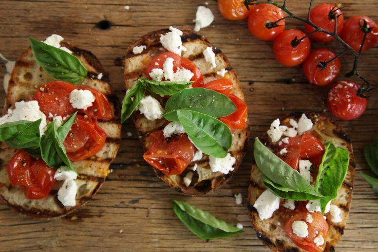 Tomato Bruschetta - Maggie Beer