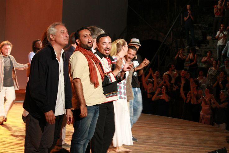 Orchestra di Piazza Vittorio con Ginevra di Marco, 9 luglio 2013