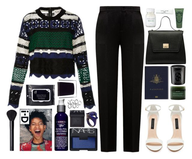 """December 22, 2016 - 7"" by mariimontero ❤ liked on Polyvore featuring Alberta Ferretti, Forever New, Sisley, Passport, Diptyque, Aveda, NARS Cosmetics, Kiehl's, Bobbi Brown Cosmetics and Susanne Kaufmann"