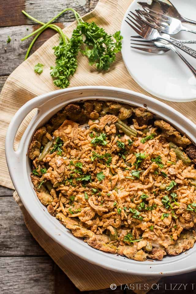 Turkey and Stuffing Casserole Recipe - Perfect for a delicious meal of leftovers!