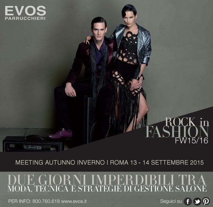 @EVOS_italia presenta in esclusiva per gli affiliati: la nuova collezione FW15/16 #EVOSROCKINFASHION    per info seguici su https://www.facebook.com/events/1116126155082255/…