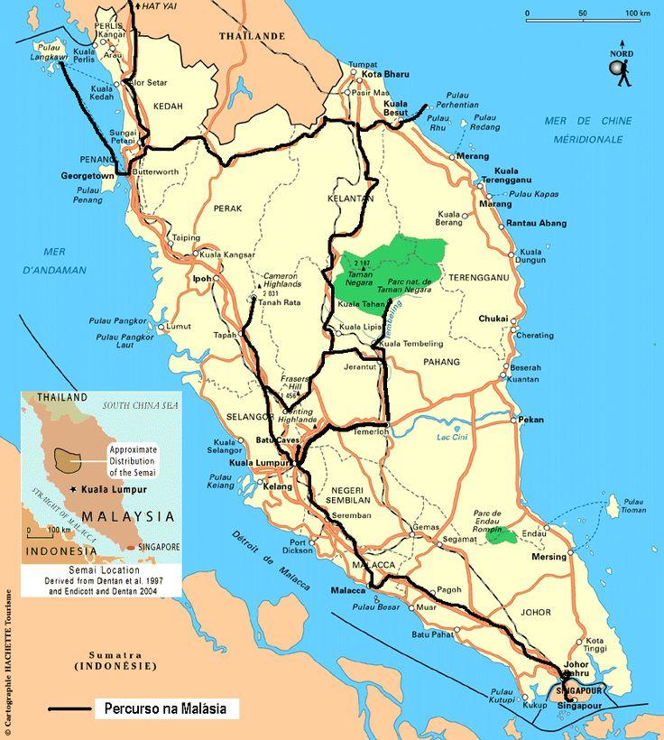 Singapura é o primeiro país que vamos explorar. Vamos dedicar algum tempo à cidade e depois apanharemos um comboio em direcção à Malásia. Na Malásia, vamos tentar explorar uma série de locais, nomeadamente Malaca, Kuala Lumpur, Batu, Tanah Rata (Cameron Highlands), Tanah Negara, Pulau Perhentian, Georgetown, Penang, Langkawi e Pulau Payar. Pretendemos explorar a cultura, …