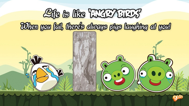 Here's a little something we designed for you if you like Angry Birds (we love our wallpapers!)  - http://www.gcds.com.au/downloadables/angrybirds-1920x1080.jpg  - http://www.gcds.com.au/downloadables/angrybirds-1600x1200.jpg  - http://www.gcds.com.au/downloadables/angrybirds-1280x1024.jpg