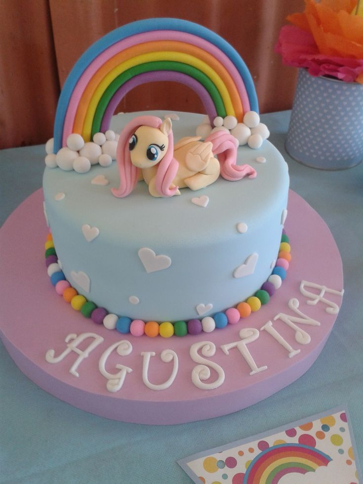 736 981 cake for Rainbow dash cake template