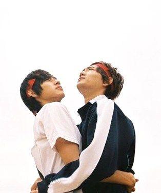 \(^o^)/Huge hit!!! Viewer satisfaction 95.8%, Dec/15 Kento Yamazaki x Ryo Ryusei [MV, orange ver, Dec/06/15] https://www.youtube.com/watch?v=nwhkIfS8b6E&feature=youtu.be Kobukuro -- Mirai (Future), orange theme song, Kento Yamazaki x Tao Tsuchiya, Release: 12/12/'15