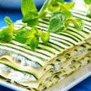 Lasaña de calabacines (sin gluten) | #Receta de cocina | #Vegana - Vegetariana ecoagricultor.com
