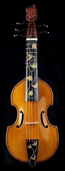 Warren Ellison Violin & Viola da Gamba Maker