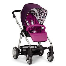 When/if I have a baby girl... I want this stroller! Its just too cute. :P
